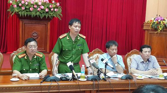 Công bố chính thức vụ giải cứu các con tin ở Thanh Xuân Bắc