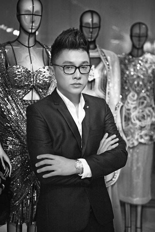 Gương mặt quen thuộc của làng thời trang Việt Nam - NTK Nguyễn Công Trí
