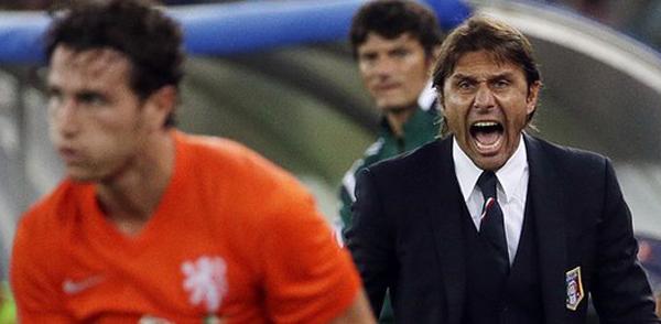 Đội tuyển Italy đã thoát xác dười thời HLV Conte