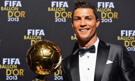 Ronaldo sẽ tiếp tục bảo vệ thành công danh hiệu Quả bóng vàng 2014