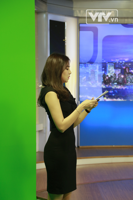 BTV xinh đẹp Mai Ngọc sẽ xuất hiện trong Cuộc sống thường ngày để đảm nhận phần tin tức về Thời tiết.