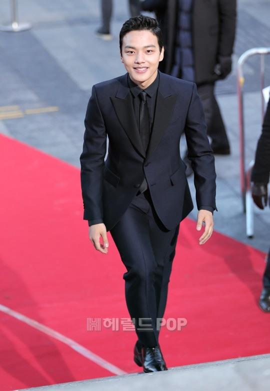 Ngôi sao trẻ Yeo Jin Goo