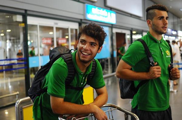 Daniel de Silva, cầu thủ đáng chú nhất của U19 Australia