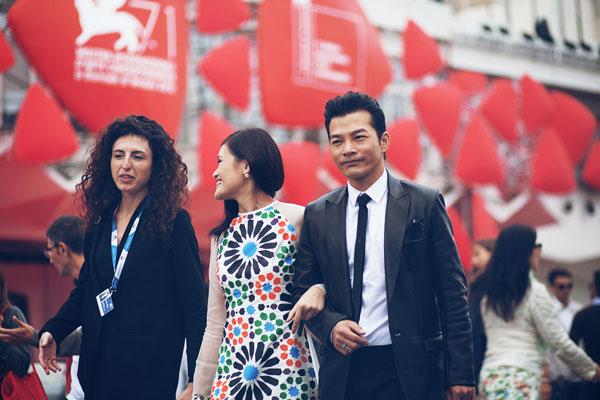 LHP Venice đang diễn ra hết sức sôi động với sự tham gia của nhiều tác phẩm điện ảnh xuất sắc đến từ nhiều quốc gia