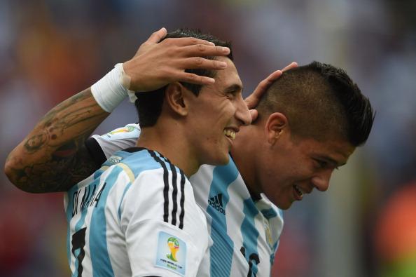 Enzo Perez sẽ là cầu thủ người Argentina thứ 3 tại M.U sau Di Maria và Rojo