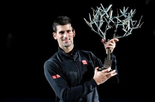 Djokovic đang là đương kim vô địch của BNP Paribas Masters