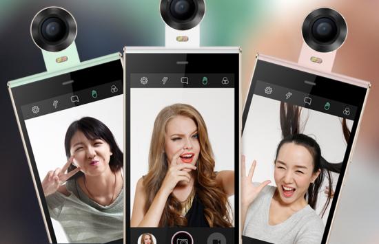 Doov Nike V1 có khả năng trở thành đối thủ lớn của Sony Xperia C3 và HTC Desire Eye