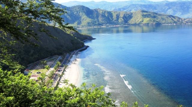 Đông Timor có những bãi biển tuyệt đẹp. (Ảnh: Word Press)