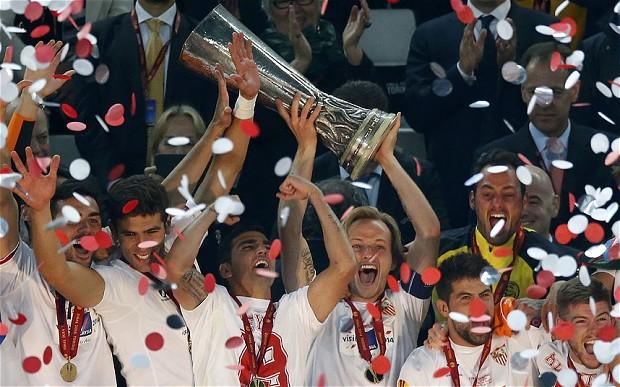 Sevilla đang là đương kim vô địch của Europa League