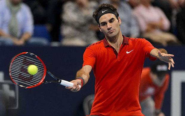 Bản lĩnh đã được Federer phút huy đúng lúc