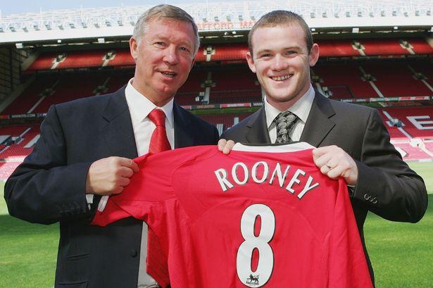 Dù đã có những xích mích, tuy nhiên, Rooney không bao giờ quên công ơn Sir Alex.