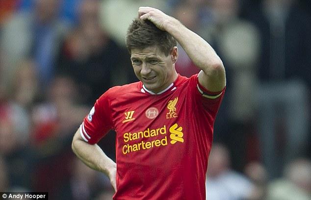 Thủ quân Gerrard có cơ hội sửa sai trong trận tái đấu ở Anfield vào tối nay.