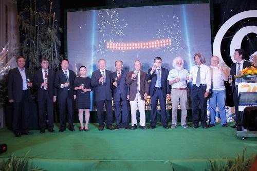Lễ kỷ niệm 20 năm thành lập NetNam