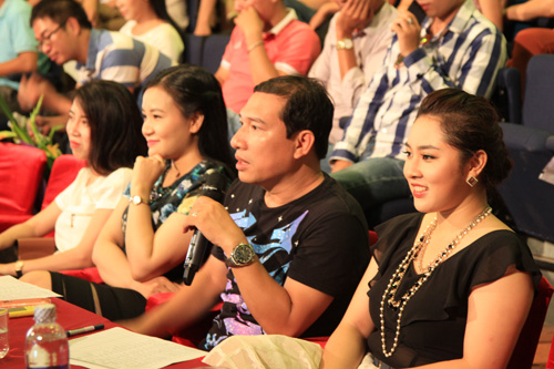 Ban Giám khảo của cuộc thi