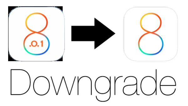 Apple hướng dẫn người dùng hạ cấp về phiên bản iOS 8