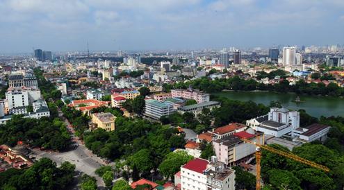 Hà Nội ngày nay (Ảnh: VnExpress)