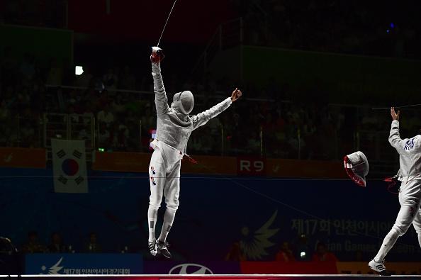 Ngay cả đấu kiếm - bộ môn những tưởng là độc cô cầu bại của Hàn Quốc, cũng đã không thi đấu tốt.