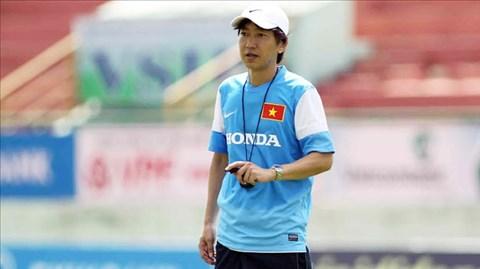 HLV Toshiya Miura không hề thất vọng với trận thua của đội tuyển Việt Nam