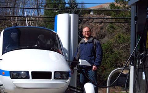 Transition sử dụng xăng làm nhiên liệu