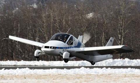 Transition có thể mở cánh ra khi cần thiết