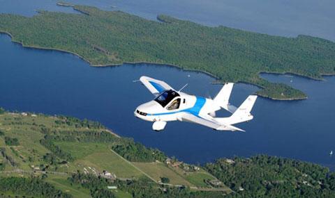 Transition có thể bay lên tới độ cao 4.500 m trong 8 phút