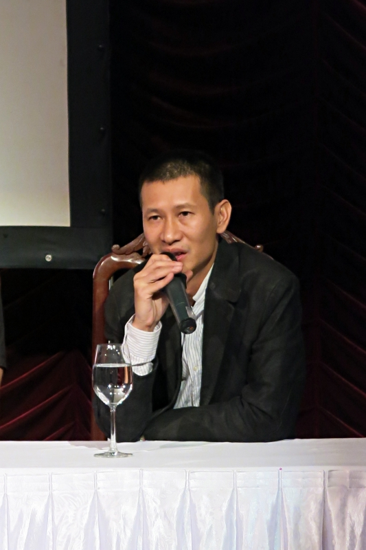 Theo đạo diễn Nguyễn Phan Quang Bình, Ngọc Anh chính là sự lựa chọn hoàn hảo cho vai diễn Quyên trong bộ phim