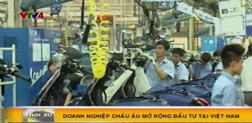 Doanh nghiệp châu Âu mở rộng đầu tư tại Việt Nam