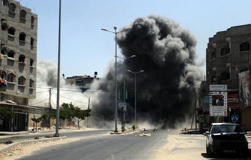 Israel tuyên bố kéo dài chiến dịch quân sự tại Gaza