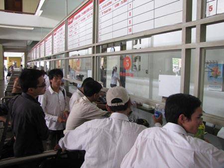 Hà Nội và TP.HCM đảm bảo vé xe ổn định kỳ nghỉ lễ 2/9