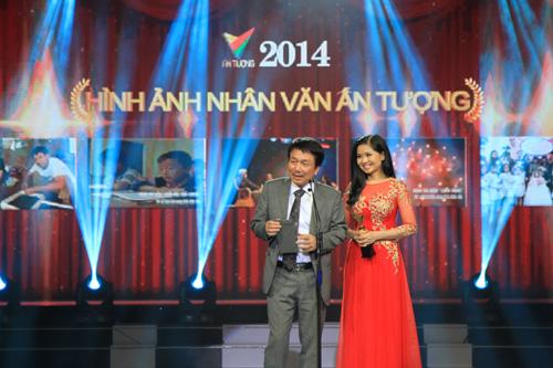 NS Phú Quang và giảng viên âm nhạc Đặng Châu Anh công bố Giải thưởng Hình ảnh nhân văn ấn tượng