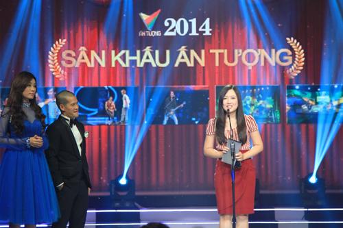 Và Giải thưởng này đã thuộc về chương trình Như chưa hề có cuộc chia ly của VTV9. Đại diện Trung tâm THVN tại Thành phố Hồ Chí Minh lên sân khấu nhận Giải thưởng.