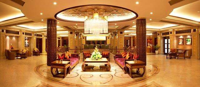 Nội thất sang trọng của Vinpearl Luxury Nha Trang