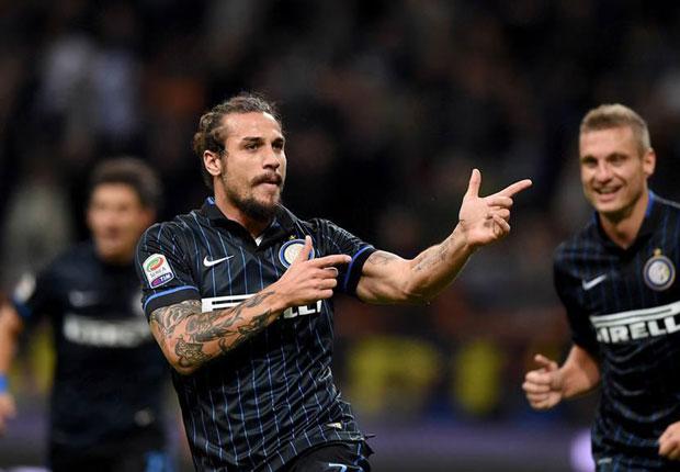 Trận đấu giữa Inter Milan- St Etienne sẽ được truyền hình trực tiếp trên kênh VTV3 và VTV3 HD