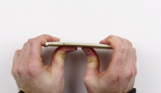 iPhone 6 được coi là tiêu chuẩn trong thử thách