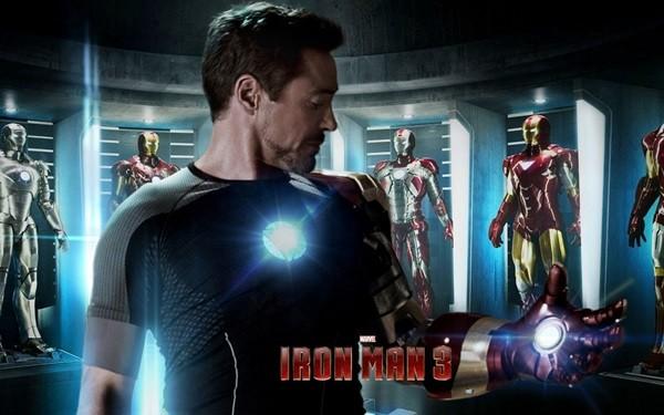 Diễn viênRobert Downey trong phimIron Man 3.(Nguồn: Deadline)