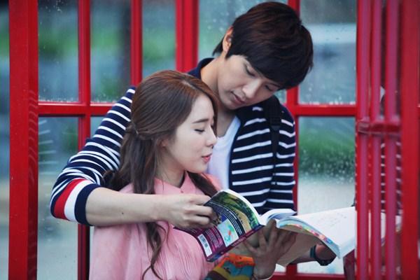 Yoo In Na và Ji Hyun Woo