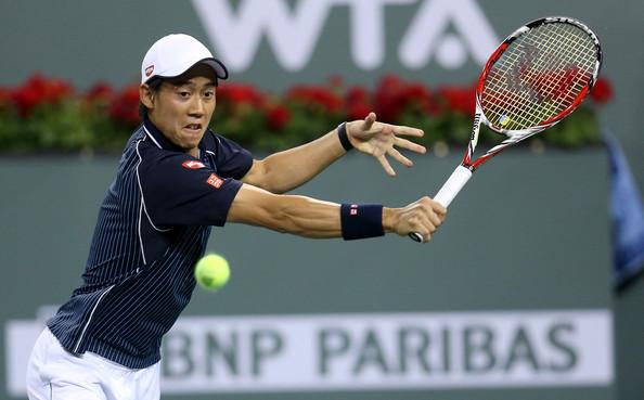 Á quân US Open, Kei Nishikori  đã đoạt vé vào vòng 3