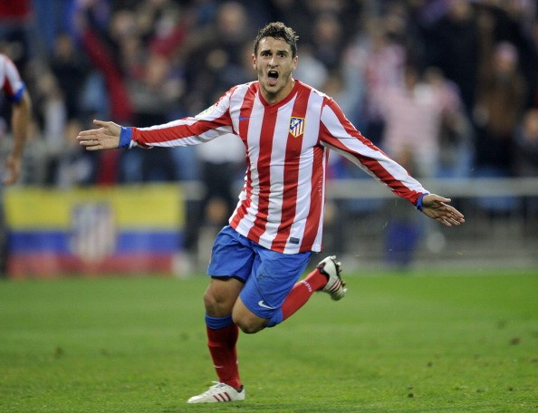Tiền vệ Koko trực tiếp góp công vào 3 bàn thắng của Atletico