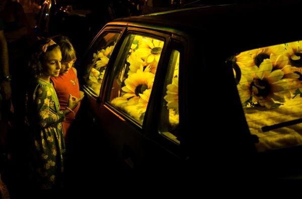 Lung linh sắc màu Lễ hội ánh sáng ở Bồ Đào Nha (Nguồn: vtv9)