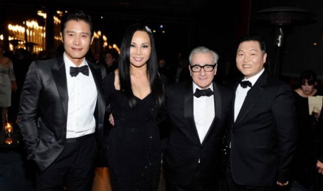 Lee Beung Hun và Psy
