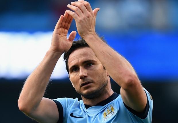 Frank Lampard sẽ thi đấu cho Man City đến hết mùa giải 2014/2015
