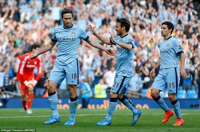 Khoảnh khắc buồn của Lampard. Bóng đá đôi khi là sự sắp đặt nghiệt ngã.