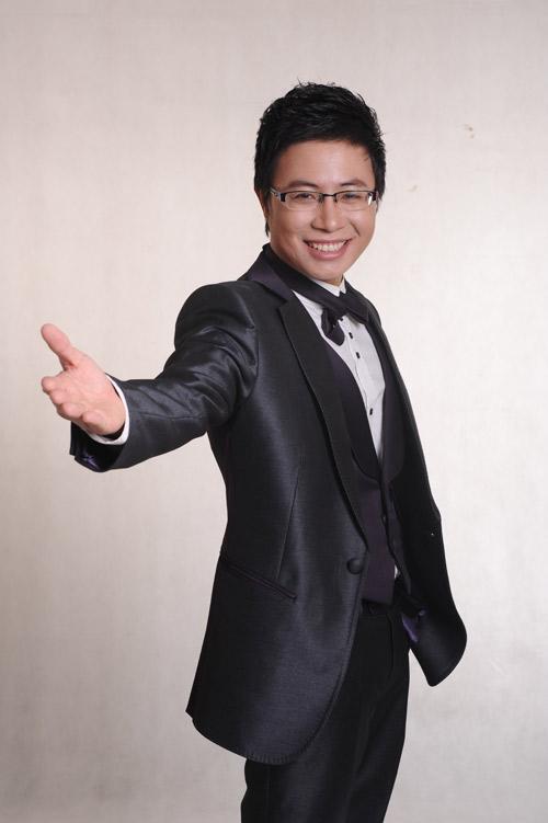 Trong mắt khán giả, Lê Anh là một MC có phong cách lịch lãm