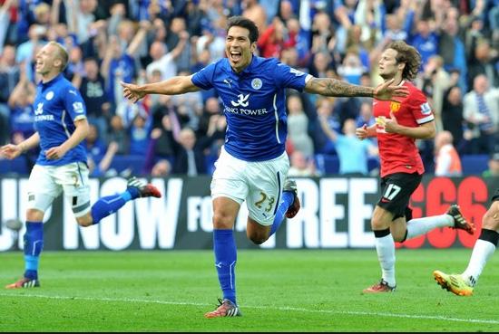 Đã 10 trận Leicester City  chưa biết nếm mùi chiến thắng