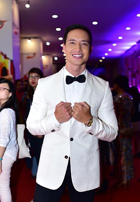Kim Lý đang là cái tên được nhắc đến nhiều nhất hiện nay trên các trang thông tin. Anh nổi lên sau khi tham gia phim Hương Ga.