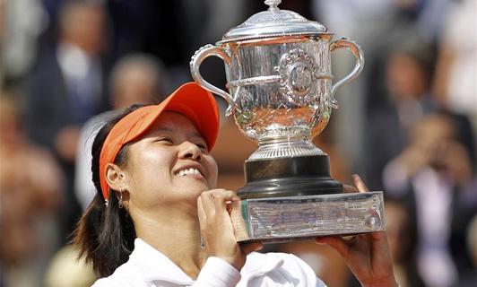 Li Na và danh hiệu French Open 2011