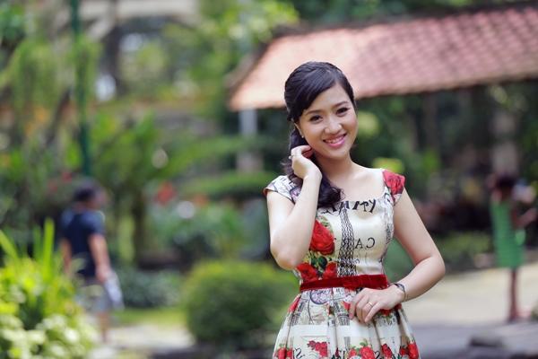 Thí sinh Trần Thị Liên Hương
