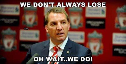 Không phải lúc nào Liverpool cũng thua đâu, mà chờ đã, hình như là luôn như vậy đấy...