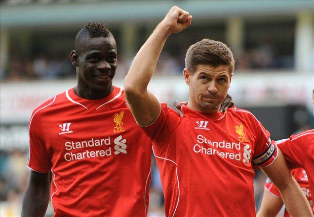 Thủ quân Gerrard (phải) cảnh báo Real sẽ hứng trái đắng khi tới Anfield.