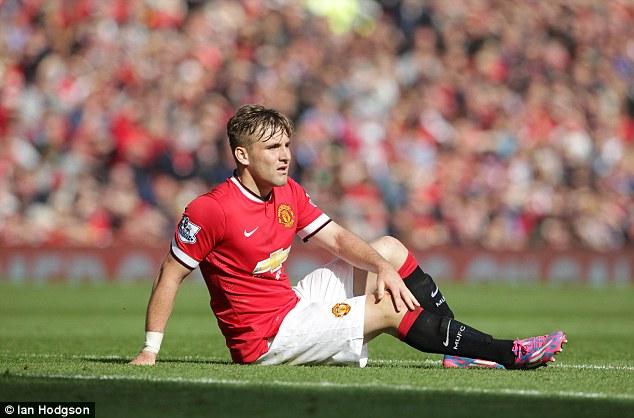 Luke Shaw có nguy cơ nghỉ trận Arsenal